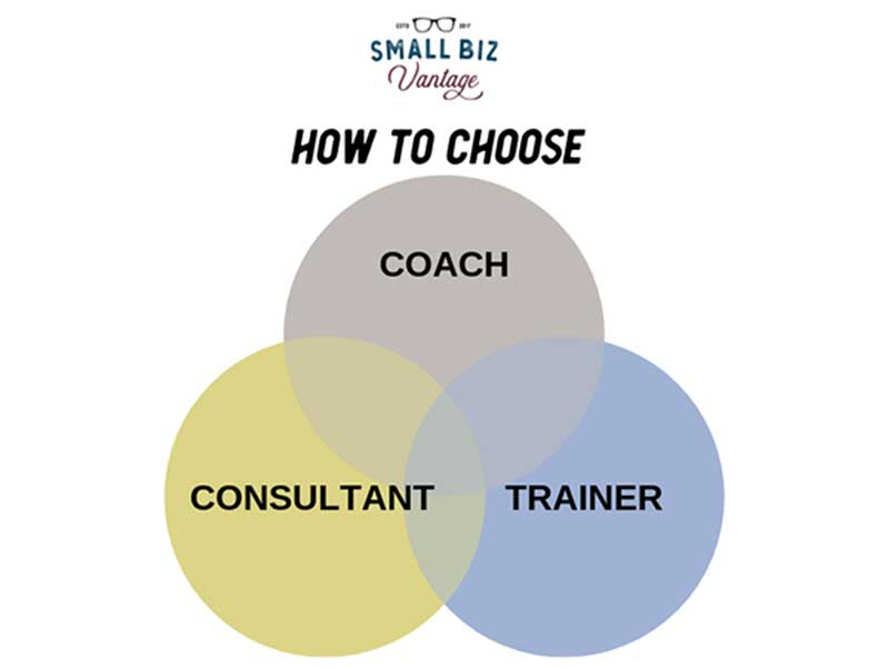 Coach Consultant or Trainer