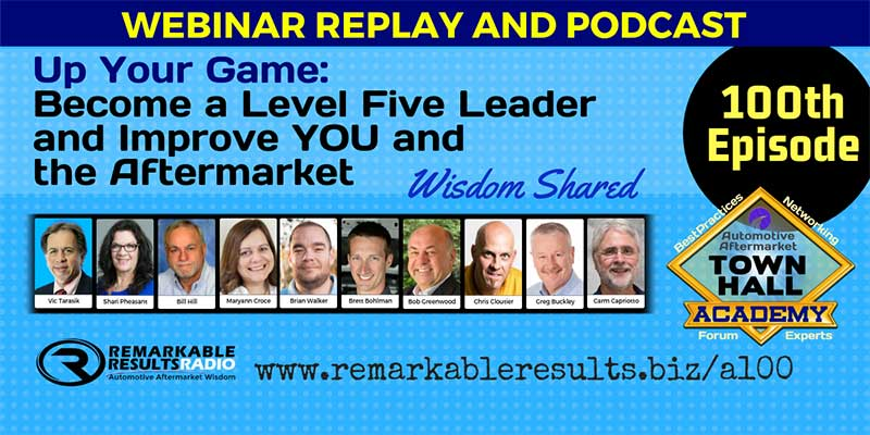 Become a Level Five Leader